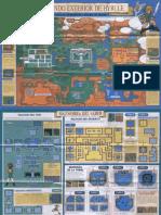 Legend of Zelda - A Link to the Past, The (Esp) [Mapa]
