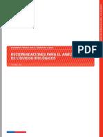 Recomendaciones para el Analisis Liquidos Biologicos.pdf