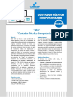 Taller; CTC Programa-UCN