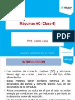 Máquinas AC Clase 6