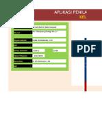 - Aplikasi Raport Kelas 1 Smt 1 Revisi 2018 Dicariguru.com
