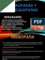 Radiculopatías y  Neuropatías periféricas