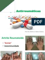 drogas anti reumáticas
