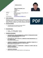 c. v Werner Borda Llactahuaman