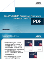 Assessment Prgm Using COBIT5