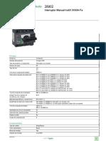 Conmutadores Compact INS_28902