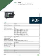 Conmutadores Compact INS_28900