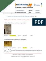 MIV-U2- Actividad 1. Sistemas de Ecuaciones