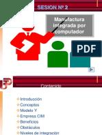 2. Manufactura Integrada Por Computador