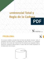 Dif Total Regla Cadena
