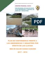 Plan de Lluvias 2017-2018 1.Asd