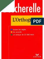 Bescherelle L'Orthographe pour tous.pdf