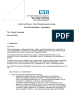 2017-05 Norfolk and Waveney CPDG Policy briefing paper - Capsule Endosco....docx