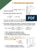 Ch6 - Diatomic Vibration Spectra