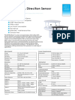 WindSonic Datasheet