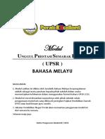 modul latihan bahasa melayu format baharu upsr perak.pdf