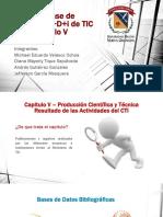 Presentacion - Línea Base de indicadores I+D+i de TIC - copia