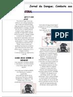 Jornal Da Dengue e. m. Minas Gerais