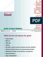 Gout is
