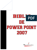 Biblia de Power Point 2007