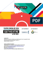 Stagione Oltheatre 2018 2019