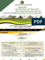 Pokok-pokok Permen ESDM 27 Tahun 2018