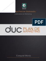 Plan de Marketing Duc