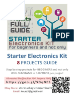 Booklet 8 Projects Starter Kit