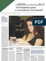 Entrevista Iris Varela 6to Poder