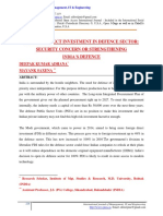 FOREIGN DIRECT INVESTMENT IN DEFENCE SECTOR.pdf