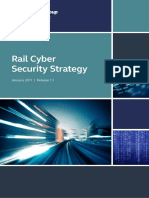Rail Cyber Security Strategy