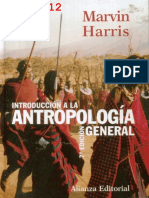 Harris, Marvin - Introducción a La Antropología General (1)