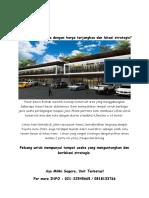 EMAIL BLAST Pasar Kemis.doc