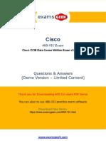 How I Prepared 400-151 Cisco CCIE Exam In One Week?