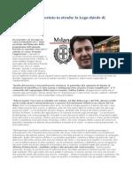 MILANO, TASSISTA PESTATO IN STRADA: LA LEGA CHIEDE DI ARMARE GLI AUTISTI (AFFARITALIANI.IT)