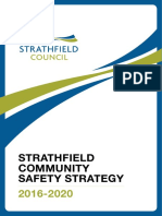 Strathfield Community Safety Strategy 2016 2020