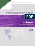 Informe del FMI para Amárica Latina y el Caribe - octubre de 2018
