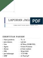LAPORAN JAGA 31 Juli (dr. Itna Sp.P).pptx