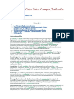 Psicopatología Clínica Básica