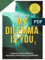Cristina Chiperi - My Dilemma is You v 1