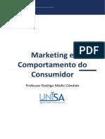 Marketing e comportamento do consumidor