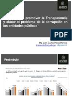 Conferencia Juan Carlos Pasco 05.04.17