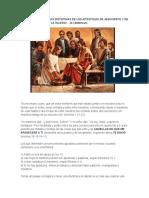 Diferencias Distintivas de Los Apostoles y Los Mensajeros (d.i.betancur)