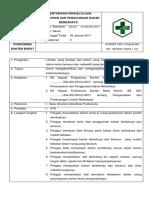 2. Inventarisasi Pengelolaan, Penyimpanan Dan Penggunaan Bahan Berbahaya