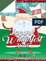 Lanark Winterfest 2018