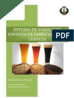 Fabricación de Cerveza Artesana