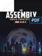 The Assembly 2018 Booklet