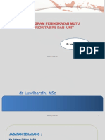 2. Program Mutu Prioritas Dan Unit