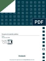 Relatório Eleições - CUT/2T