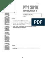 Jawapan Rbt Ting 1 Design & Technologi